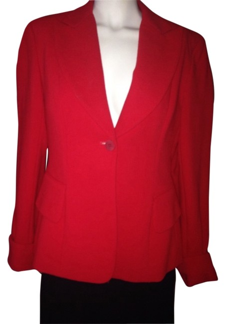 Preload https://item2.tradesy.com/images/dkny-red-fabulous-jacket-skirt-suit-size-8-m-1641561-0-0.jpg?width=400&height=650