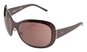 Chanel * Chanel Brown Sunglasses 4165
