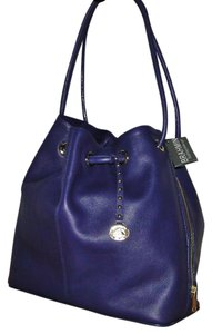 Brahmin Trina Napal Leather Lined Bucket Shoulder Bag