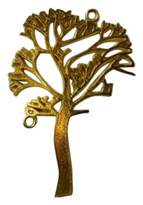 Other Tree Alloy Pendant
