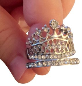 Princess Crown Ring Set. Princess Crown Ring Set.