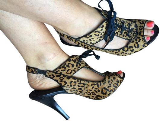 Preload https://item5.tradesy.com/images/a-marinelli-leopard-and-black-print-heels-sandals-size-us-75-16416319-0-1.jpg?width=440&height=440