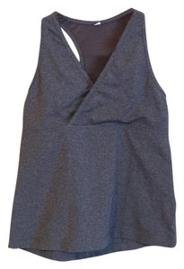 Lululemon Top Heather Grey