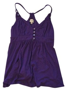 Ella Moss Top Purple