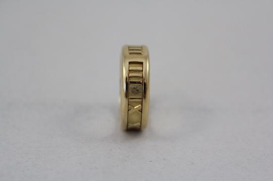 Tiffany & Co. Tiffany & Co. 18kt Yellow Gold Atlas Wedding Band Ring