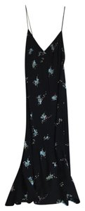 Black, Powder Blue, Pink, Green Maxi Dress by Gap