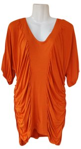 Apostrophe V-neck Stretch Tunic
