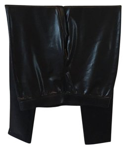 Express Liquid Shimmer Black Leggings