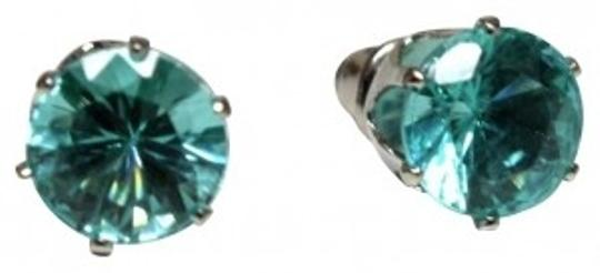 Preload https://item4.tradesy.com/images/turquoise-crystal-stud-earrings-16418-0-0.jpg?width=440&height=440