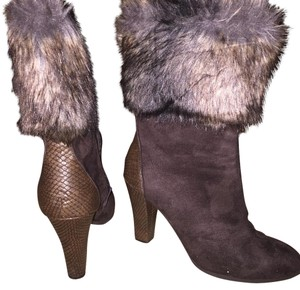 Impo Chocolate Brown Boots