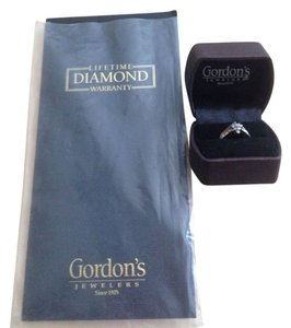 Gordon's Jewelers Diamond Cluster Ring