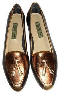 Carysma Club Pewter/Bronze/Gold Flats