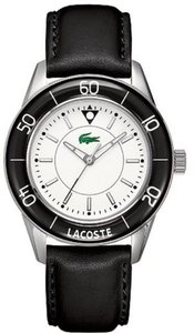 Lacoste Lacoste Silver watch 2000564 New