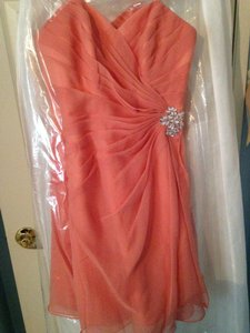 Impression Bridal Coral 20156 Dress