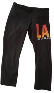 Lululemon for Soulcycle Lulullemon soulcycle crop leggings