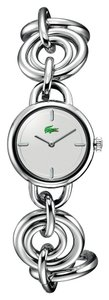 Lacoste Lacoste Female Collection Link Watch 2000382 Silver Analog