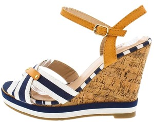Other Nautical Stripe Wedges