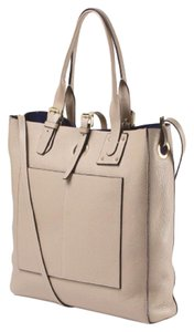 vittoria napoli NWT VITTORIA NAPOLI Handbag Made In Italy Leather TOTE HANDBAG COLOR TAUPE
