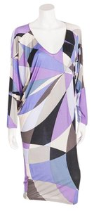 Emilio Pucci short dress Multi Color on Tradesy