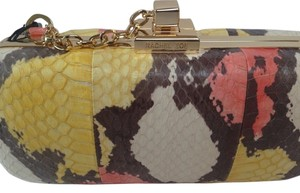 Rachel Zoe MULTI COLOR Clutch