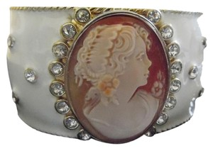 AMEDEO Amedeo NYC Hinged Bangle