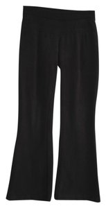 Lululemon flare black lounge jersey pants