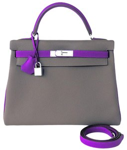 Hermès Hermes Kelly Hermes Anemone Shoulder Bag