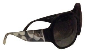 Coach Coach Oversized Sunglasses with Geometric sides