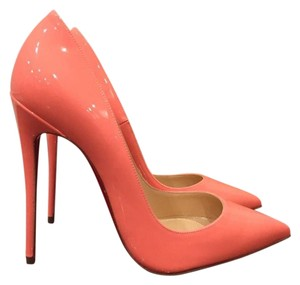 Christian Louboutin Sokate flamingo Pumps