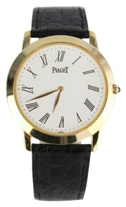 Piaget Unisex Piaget Altiplano 18K Yellow Gold Mechanical Watch