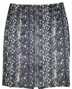 Tahari Skirt Blue