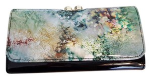 Ted Baker Ted Baker Patent Leather Long Wallet