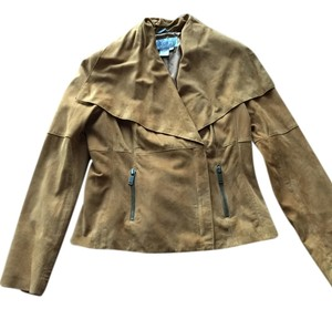Worth Light brown suede Jacket