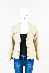 Chanel Vintage Boutique 94p Beige Jacket