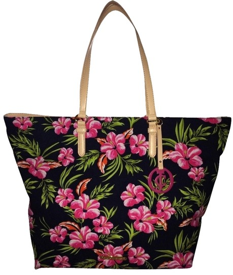 Preload https://item5.tradesy.com/images/juicy-couture-printed-multicolor-cotton-tote-1642694-0-0.jpg?width=440&height=440