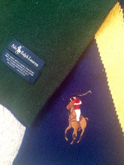 Polo Ralph Lauren Lamb's Wool Scarf
