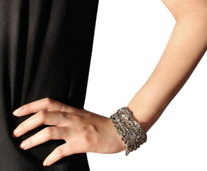 Express Embellished Adjustable Bracelet