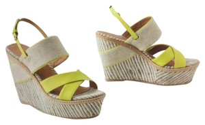 Anthropologie Lime Wedges