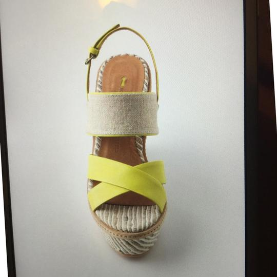 Anthropologie Lime Wedges Image 3