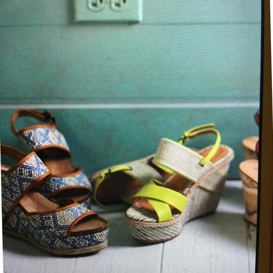 Anthropologie Lime Wedges Image 4