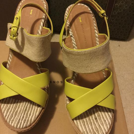 Anthropologie Lime Wedges Image 5