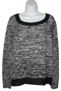 Eileen Fisher Linen Knit Melange Sweater