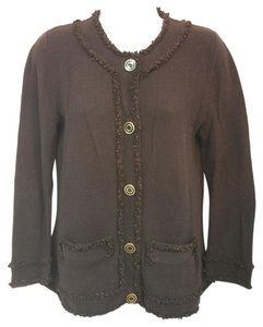 Tory Burch Dark Brown Jacket
