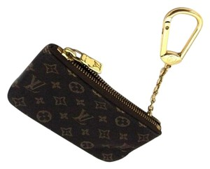 Louis Vuitton Mini Lin Monogram Key Cles 205062