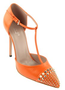 72aaa9922b5 Women s Orange Gucci Shoes - Up to 90% off at Tradesy