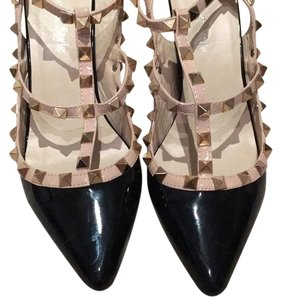 Dance & Style Black beige gold Pumps