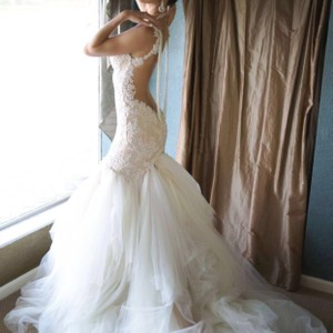 Trumpet Wedding Dress New! Wedding Dress