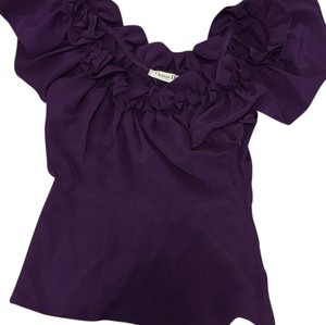 Dior Top Purple
