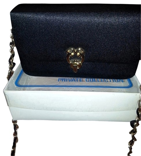 Preload https://item1.tradesy.com/images/private-collection-dressy-evening-black-satin-clutch-1643270-0-0.jpg?width=440&height=440