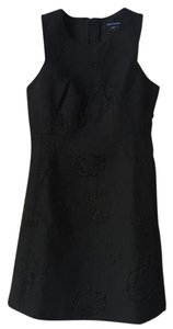 French Connection Jacquard Supernova Mini Fit & Flare Dress
